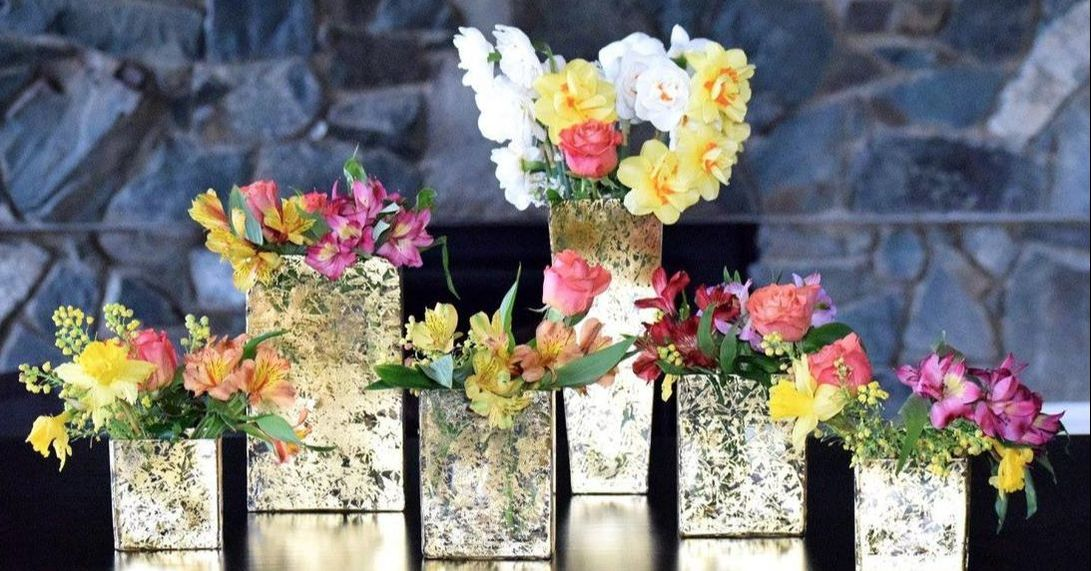 Flowers And The Vases That Fit Tamara Childs Collection